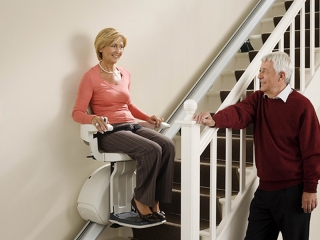 KT 62 Chair Type Stair Lift